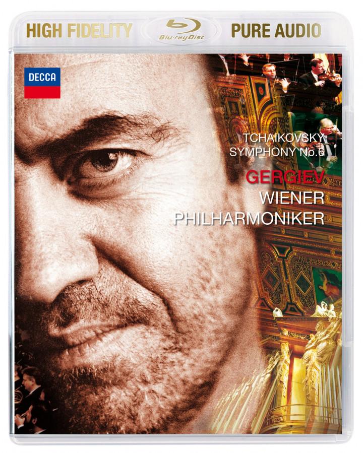Symphonie Nr. 6 Pathétique (Pure Audio): Gergiev/WP