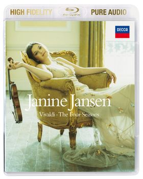 Janine Jansen, Die Vier Jahreszeiten (Pure Audio), 00028947850014
