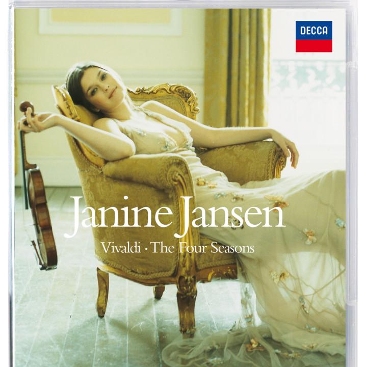Die Vier Jahreszeiten (Pure Audio) Janine Jansen