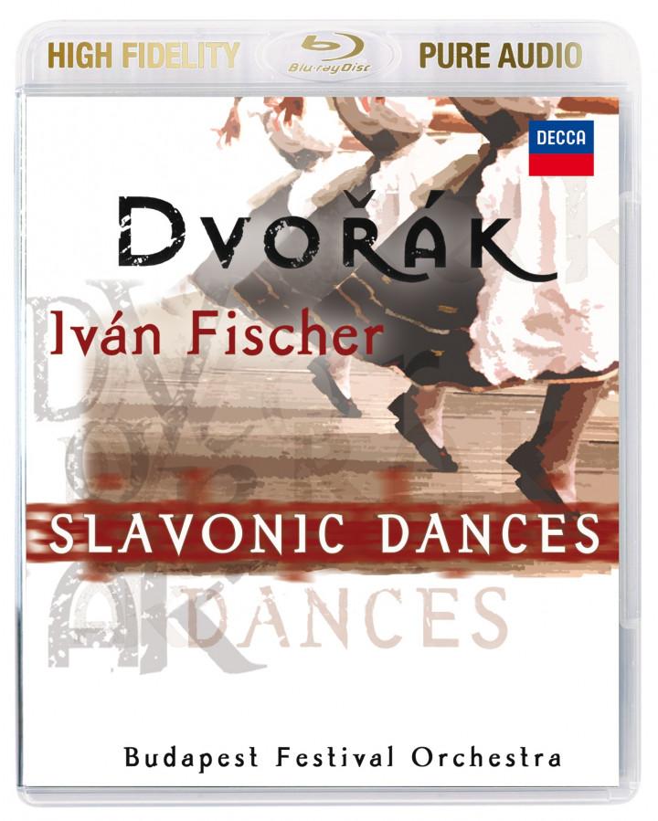 Slawische Tänze (Pure Audio)
