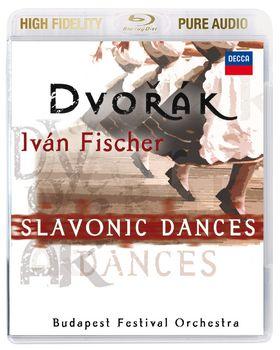 Slawische Tänze (Pure Audio), 00028947850076