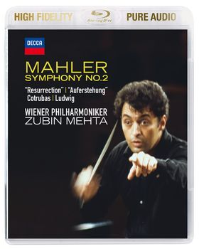 Christa Ludwig, Symphonie Nr. 2 (Pure Audio), 00028947850304