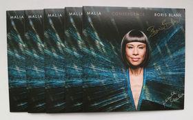 Malia, Jetzt eins von fünf signierten Convergence-Alben von Malia und Boris Blank gewinnen