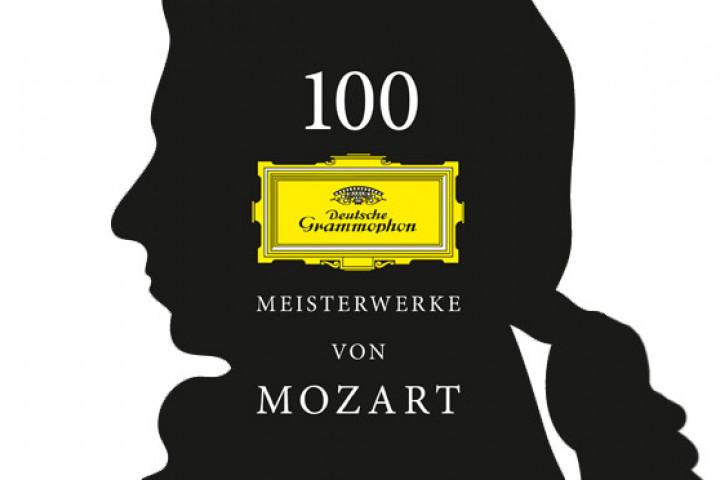 100 Meisterwerke von W.A. Mozart