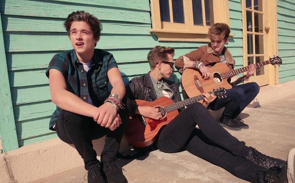 The Vamps, Last Night: The Vamps veröffentlichen neue Single und gleichnamige EP