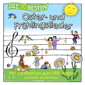 Die 30 besten..., Die 30 besten Oster- und Frühlingslieder, 04260167470672