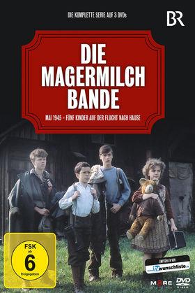 Die Magermilchbande, Die Magermilchbande, 04032989603695