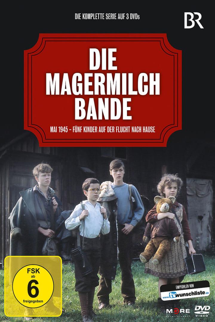 Die Magermilchbande-Die kompl. Serie(3DVD Softbox)