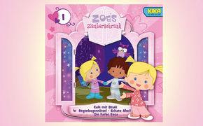 Zoés Zauberschrank, Erlebe Zoés Abenteuer jetzt auch auf DVD und CD