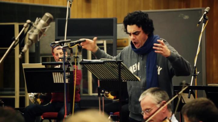 Dokumentation zu Mozart Arias