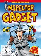 Inspector Gadget, Inspector Gadget - Staffel 1 (10 DVD), 04032989603701