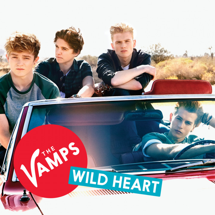 The Vamps - Wild Heart (EP)