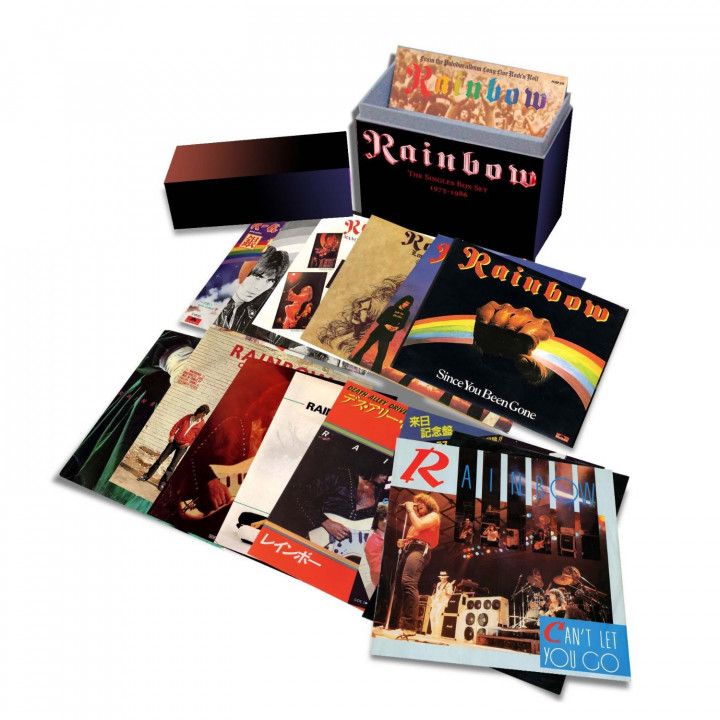 Rainbow - The Singles Boxset