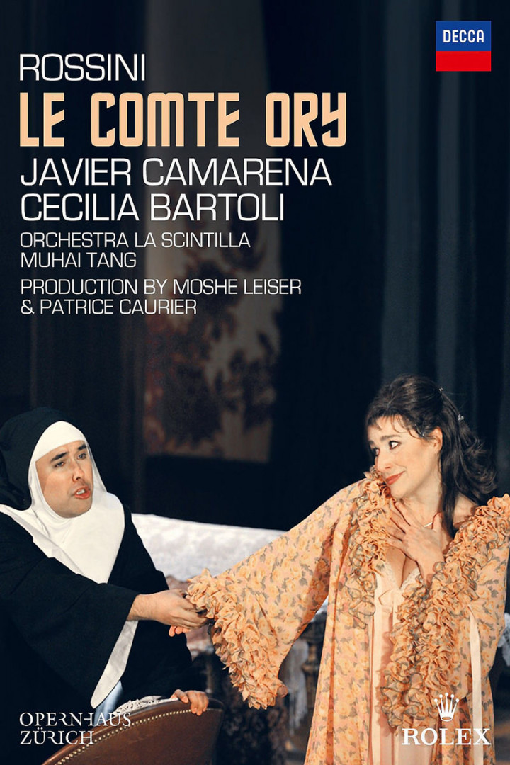 Le Comte Ory: Bartoli,Cecilia/Camerena/Tang/La Scintilla/+