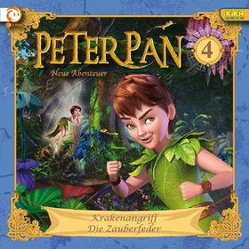 Peter Pan, 04: Krakenangriff / Die Zauberfeder, 00602537390717