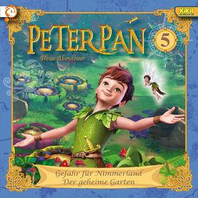 Peter Pan, 05: Gefahr für Nimmerland / Der geheime Garten, 00602537390724