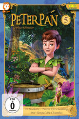 Peter Pan, 05: El Hookato / Peters Entscheidung / Der Tempel der Chumbas, 00602537390915