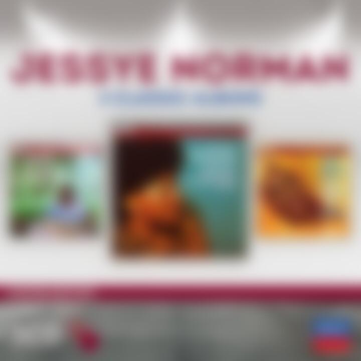 Jessye Norman - 3 Classic Albums (Ltd. Edt.): Norman/Mazur/Davis/GOL/LSO