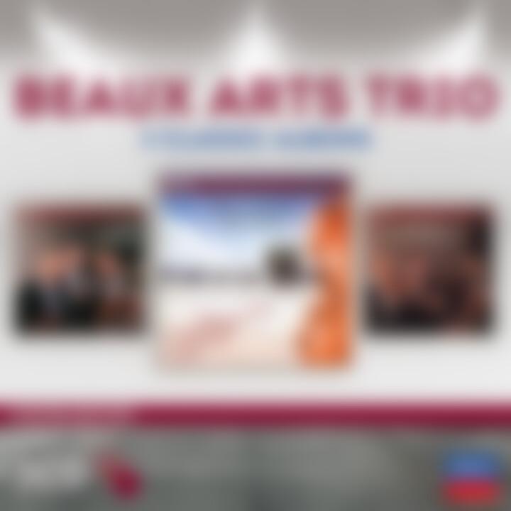Beaux Arts Trio - 3 Classic Albums (Ltd. Edt.): Beaux Arts Trio