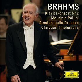 Maurizio Pollini, Brahms: Klavierkonzert Nr. 2, 00028947923848