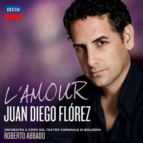 Juan Diego Flórez, L'Amour, 00028947859482