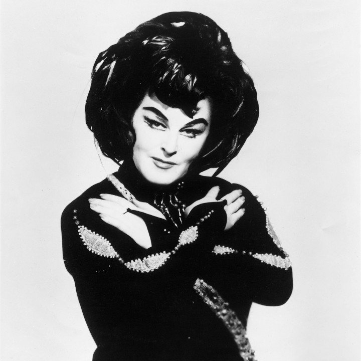 Birgit Nilsson as Solome