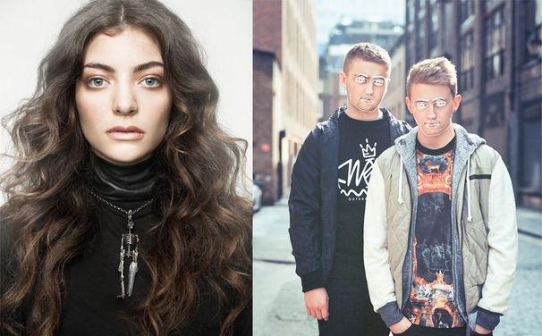 Lorde, Lorde und Disclosure performen gemeinsam bei den Brit Awards