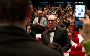 Ennio Morricone, 60 Years of Music World Tour – Auszeichnung für Ennio Morricone