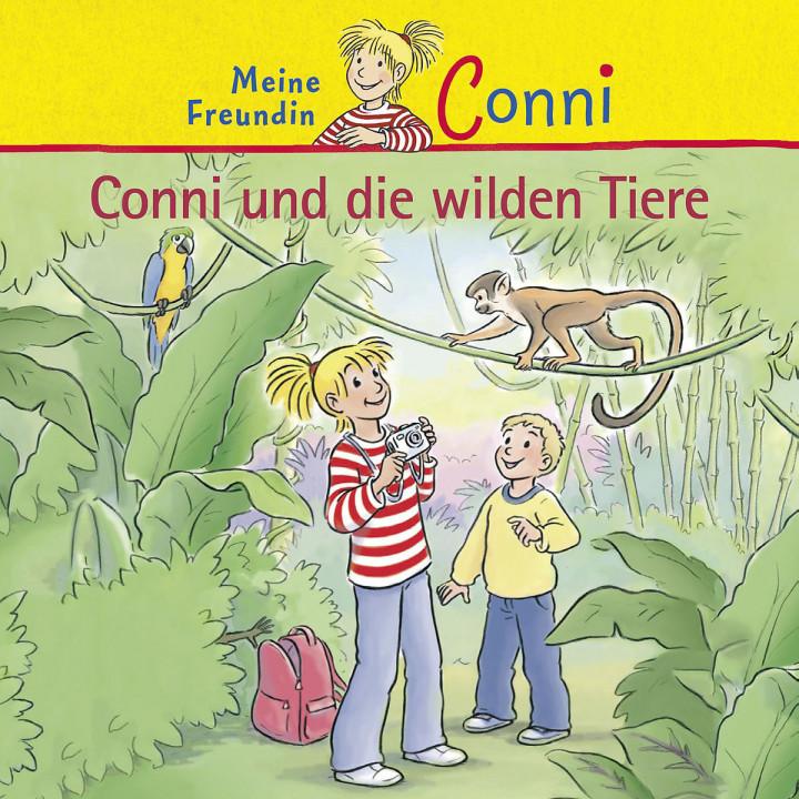 41: Conni und die wilden Tiere