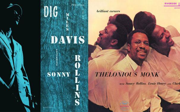 Various Artists, Davis, Rollins & Monk: Neuzugang im Plattenschrank