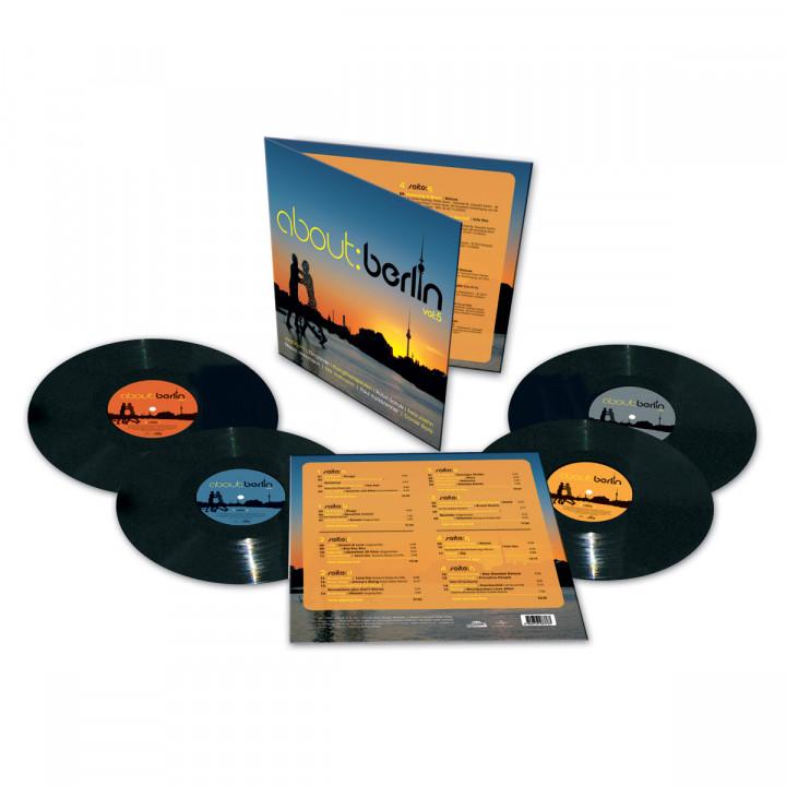 About: Berlin Vinyl