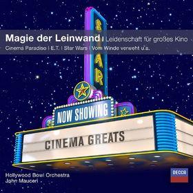 Classical Choice, Magie der Leinwand - Leidenschaft für großes Kino, 00028948200559
