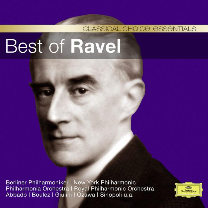 Best of Ravel: Boulez,P./Giulini,C.M./von Karajan,H./+