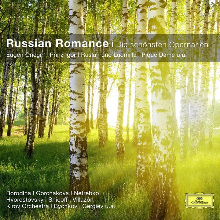 Russian Romance - Die schönsten Opernarien