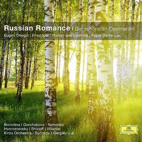 Classical Choice, Russian Romance - Die schönsten Opernarien, 00028948200573