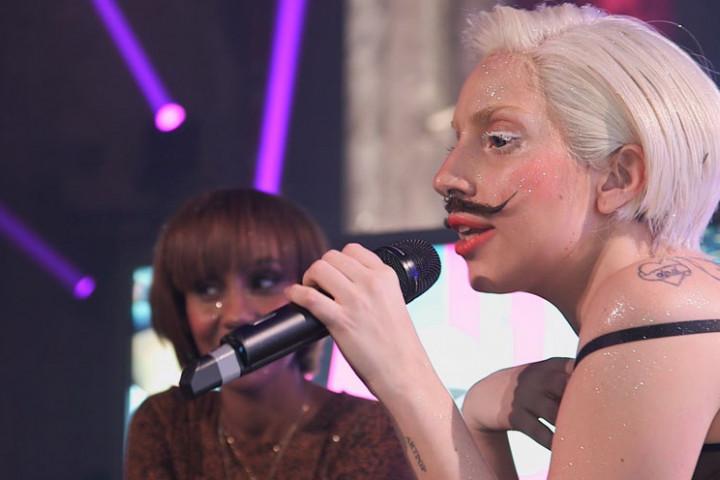The Ampaya Moment Lady Gaga