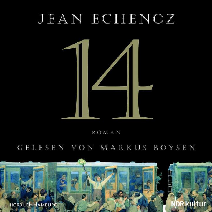 Jean Echenoz: 14: Boysen,Markus