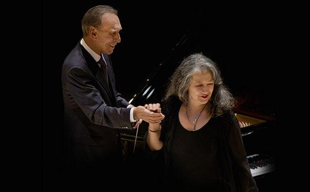 Martha Argerich, Zu Ehren eines wahrhaft großen Dirigenten: Entdeckt hier das letzte Album von Claudio Abbado