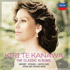 Kiri Te Kanawa, The Classic Albums, 00028947864196