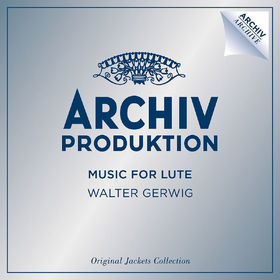 Music For Lute, 00028947925989