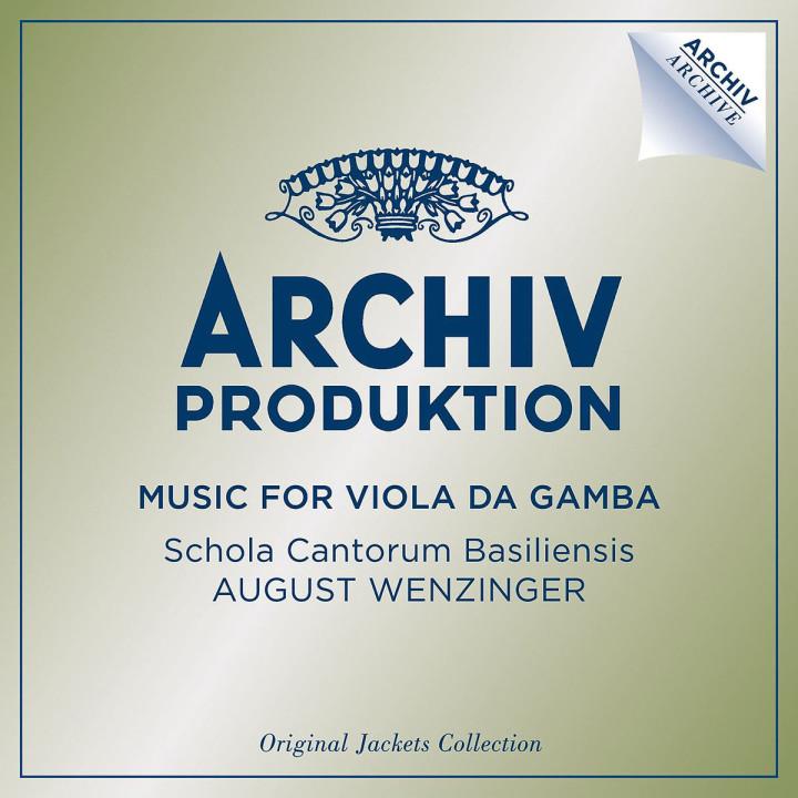 Musik für Viola da Gamba