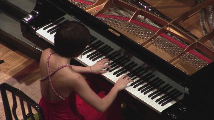 Yuja Wang & Dudamel: Prokofiev Piano Cto No. 2, Scherzo. Vivace