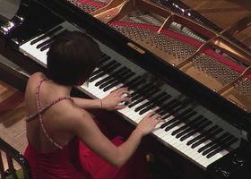 Yuja Wang, Yuja Wang & Dudamel: Prokofiev Piano Cto No. 2, Scherzo. Vivace