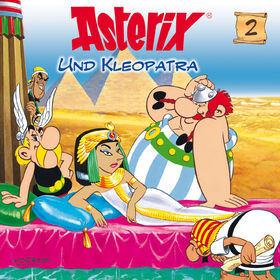 Asterix, 02: Asterix und Kleopatra, 00602498195529