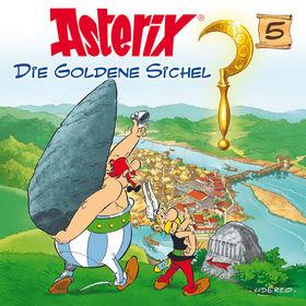 Asterix, 05: Die goldene Sichel, 00602498195550