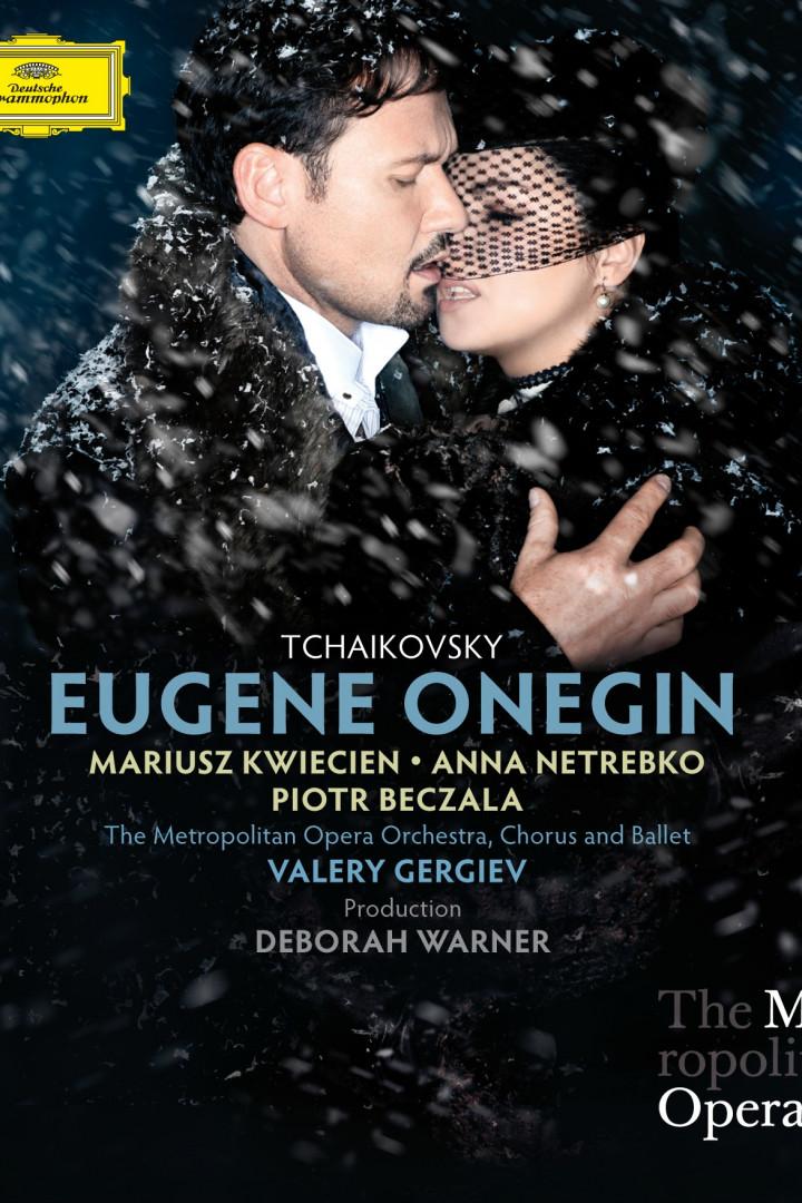 Tchaikovsky: Eugene Onegin mit Anna Netrebko und Piotr Beczala Blu-ray