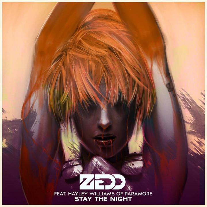 ZEDD Stay The Night Cover