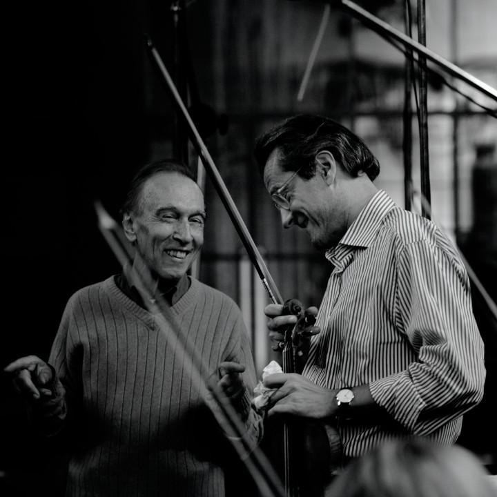 Claudio Abbado, Giuliano Carmignola (2007)