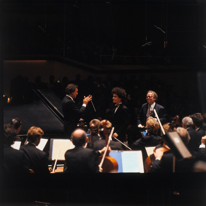 Claudio Abbado, Yevgeny Kissin