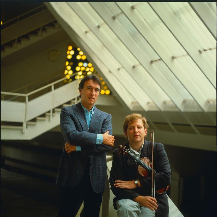 Claudio Abbado, Shlomo Mintz (1987)